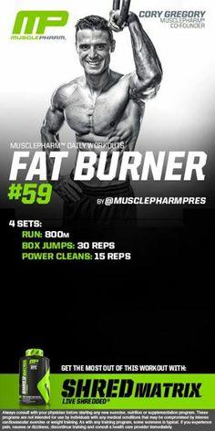 Fat Burner #59