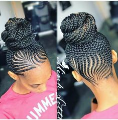 40 Popular Hair Braiding Styles That Will Make You Look Cute and Always ReadyPopular Hair Braiding Styles. Hi ladies, hair braiding styles are quite unique and are the best when you need to regard hai Cornrow Ponytail, Braided Ponytail Hairstyles, African Braids Hairstyles, Girl Hairstyles, Black Hairstyles, Cornrow Mohawk, Hairstyles 2016, Elegant Hairstyles, Natural Hairstyles