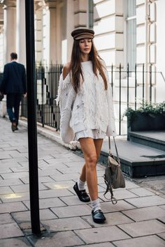 London Fashion Week Street Style | British Vogue