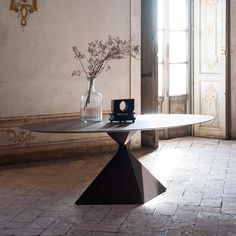 Modern & Contemporary Handmade Furniture by Tom Faulkner Contemporary Dining Table, Metal Dining Table, Steel Table, Modern Table, Dining Room Table, Contemporary Furniture, Modern Contemporary, Dining Rooms, Bespoke Furniture