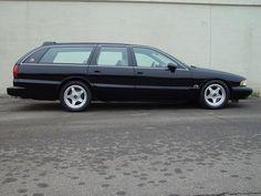 1996 impala station wagon