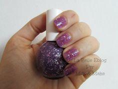 p2 winter who cares? fluffy spot nail polish