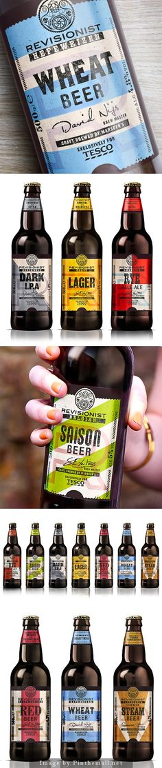 #beer #packaging #design #label