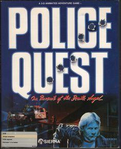 Police Quest (Amiga)