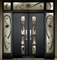 Best 30 wooden door designs for modern homes 2019 – Door Ideas House Main Door Design, Wooden Front Door Design, Home Door Design, Double Door Design, Door Gate Design, Door Design Interior, Wooden Doors, Wood Front Doors, Modern Entrance Door