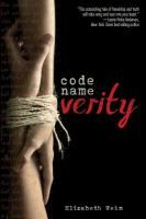 Code Name Verity by Elizabeth Wein.  In 1943, a British fighter plane crashes in Nazi-occupied France and the survivor tells a tale of friendship, war, espionage, and great courage as she relates what she must to survive while keeping secret all that she can.