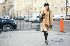 30 On-Point, Cold-Weather Looks From Moscow  #refinery29 http://www.refinery29.com/moscow-street-style#slide-3