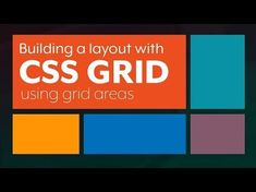 Creating a nice layout CSS Grid layout using grid template areas Web Design Black, Free Web Design, Web Design Tips, Web Design Trends, Web Design Tutorials, Design Websites, Design Ideas, Web Design Agency, Web Design Company