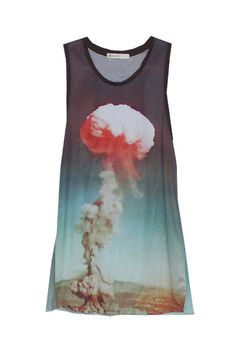 Evening-glow Printed Green Tank Dress [NCSKA0015] - $36.99 : ($20-50) - Svpply