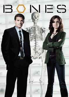 Booth and Brennan (Bones)