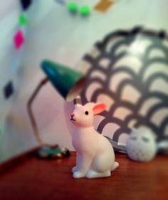 Ya están de vuelta nuestros Rabbit mini lamp | köttbullar & mjölk