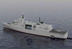 Babcock presents design contender for Royal Navy Type 31 frigate