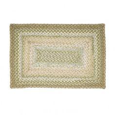 Homespice Decor Cotton Braided Confetti Rectangular Rug - Confetti