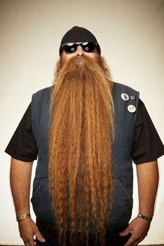 You might not know but The Beard and Moustache Championship supports different charities and this year too, different people have participated to show off their amazing beards and mustaches. Hot Beards, Great Beards, Awesome Beards, Beards Funny, Badass Beard, Epic Beard, Moustaches, Long Beard Styles, Beard Tips