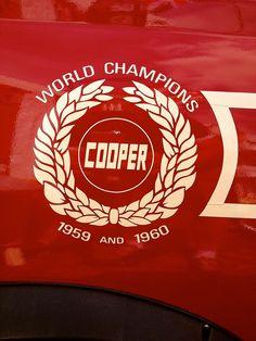 Cooper Mini Cooper Clubman, Mini Stuff, Classic Mini, Minis, Logos, Poster, Beautiful, Vintage, Logo