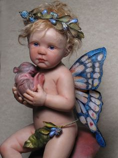 Little Fairy and her foundling