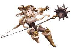 Daetta from Granblue Fantasy