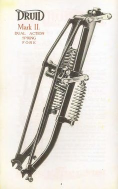 Girder Forks Guide