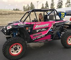 @katievracing picking up her freshly wrapped Polaris RZR for the race this weekend in Primm. Good luck Katie!  #YourImageIsOurPriority #MillerSignCorp #Orange #California #MSCwraps #KatieVRacing #primm #nevada #stateline #worcs #worcsracing #offroad #offroadnation #racing #offroadracing #polaris #rzr