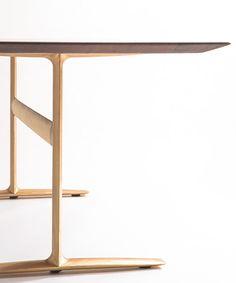 ブリッジアクロス | BRIDGE ACROSS dining table / オリジナルデザイン家具 - TIME & STYLE | タイム アンド スタイル