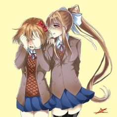 Doki Doki Rainclouds - Get Out Of My Head by Specialization
