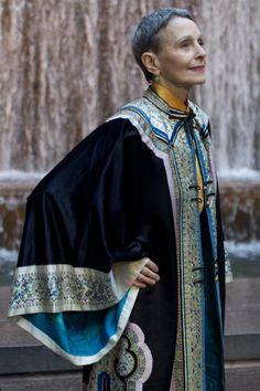 ADVANCED STYLE: Advanced Style Profile: Carola Boxer Vecchio