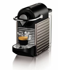 A Nespresso machine to act as your in-home barista.