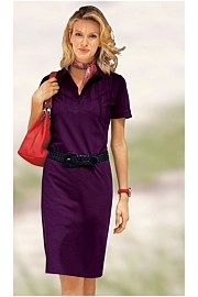 Capture European Polo Dress. Get immaculate discounts up to 60% at Ezibuy using Coupon and Promo Codes.