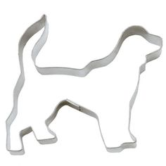 Ausstecher Ausstechform Keksausstecher Hund Golden Retriever