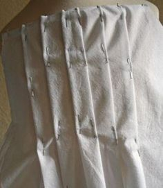 Learn How to Make a Pleat || Sugar City Journal for Sew,Mama,Sew! by elisa