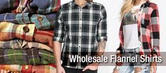 Celebrate Winter Fashion With These Three New Plaid Flannel Shirt!