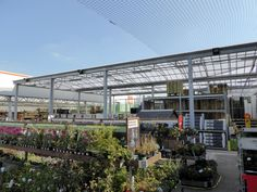B&Q Redditch Garden Centre, Canopies, Building, Buildings, Canopy, Construction, Architectural Engineering, Shade Sails