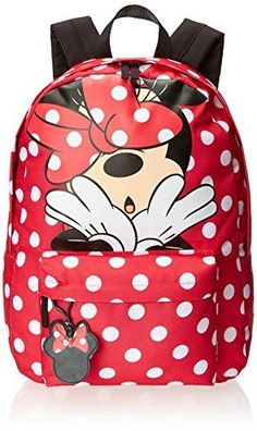 Minnie Mouse Red Polka Dot Disney Backpack by Loungefly Mickey And Minnie Love, Mickey Minnie Mouse, Disney Mickey, Disney Handbags, Disney Purse, Coach Disney, Disney Luggage, Kids Luggage, Minnie Mouse Backpack