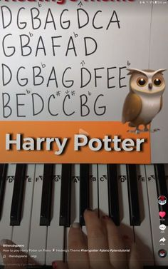 Piano Sheet Music Letters, Clarinet Sheet Music, Easy Piano Sheet Music, Music Chords, Piano Music Notes, Music Mood, Mood Songs, Partition Harry Potter, Song Suggestions