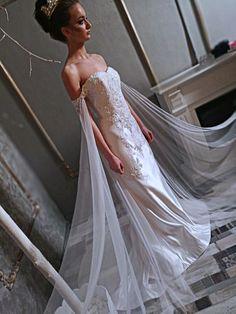 #bridal #bridetobe #weddingdress #wedding #dress #amazingdress #bridal #bridalshoot Bridal Shoot, Nice Dresses, One Shoulder Wedding Dress, Wedding Dresses, Fashion, Bride Dresses, Moda, Cute Dresses, Bridal Gowns