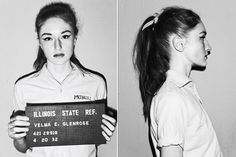 vintage mugshots - would be fun to have a mug shot photo booth for Halloween!