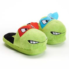 Mens Slippers Kohls Teenage Mutant Ninja Turtles Slippers Men Green Slippers Green Recommend