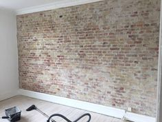 Brick Interior, Porch Entry, Inspiration Design, Leaving Home, Large Homes, Common Area, Floor Design, Home Look, Bed And Breakfast