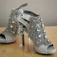 My Wedding Shoes. So '20s
