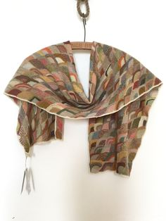 Sophie Digard - Wave Scarf 4017
