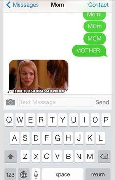 Momma droppin bombs