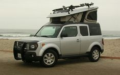 honda element camping package - Google Search