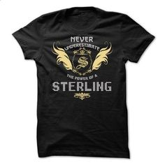STERLING Tee - #tee quotes #tee cup. BUY NOW => https://www.sunfrog.com/Funny/STERLING-Tee.html?68278