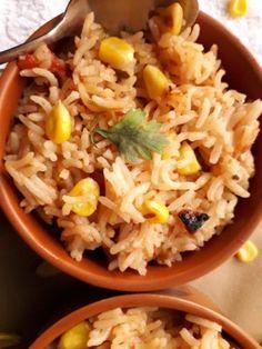 Top 20 Veg Rice Recipes | Best Veg Rice Recipes - My Dainty Kitchen