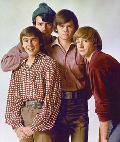 Rankin/Bass-historian: The Monkees 60s Music, Music Like, Playlists, Classic Rock Artists, Michael Nesmith, The Monkees, Davy Jones Monkees, Peter Tork, The Brady Bunch