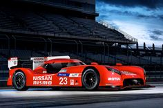 nissan GT-R LM NISMO aims to race to glory at le mans 24 hours