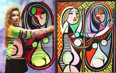 Artfully Awear: PICASSO LADIES