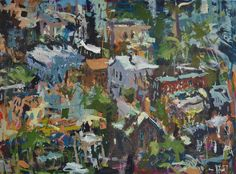 Buy Cityscape Painting