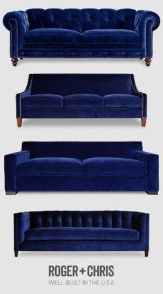 Le canapé fait sa star