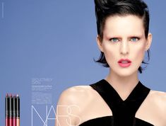 GBI ™ Glamour Boys, Inc: NARS COSMETICS SPRING/SUMMER 2013 CAMPAIGN